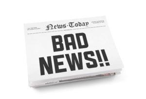 negative news